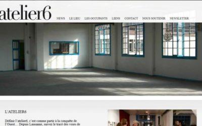 atelier6 – Lausanne-Renens
