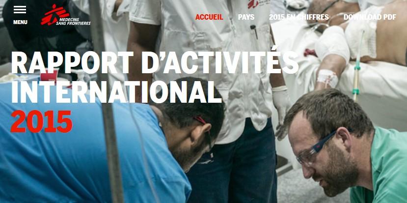 Médecins Sans Frontières International